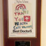 Best Doctors Plaque 2020